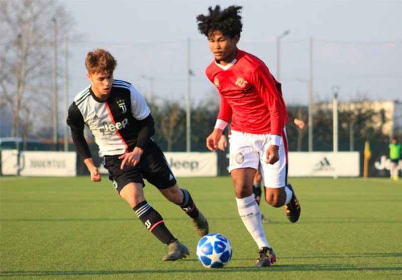 Inter Milan Lawan Garuda Select II