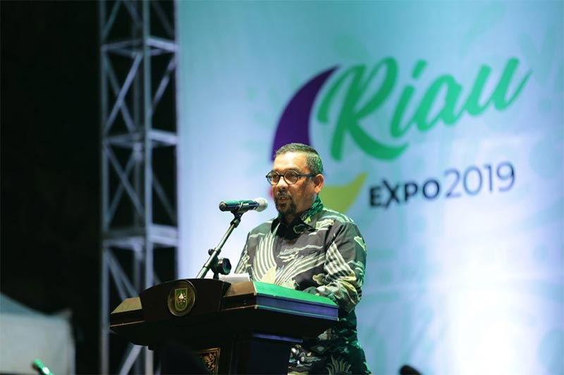Penyerapan Tenaga Kerja Riau Tertinggi di Sumatera
