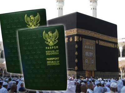 Kantor Imigrasi Mulai Sibuk Urus Paspor Haji