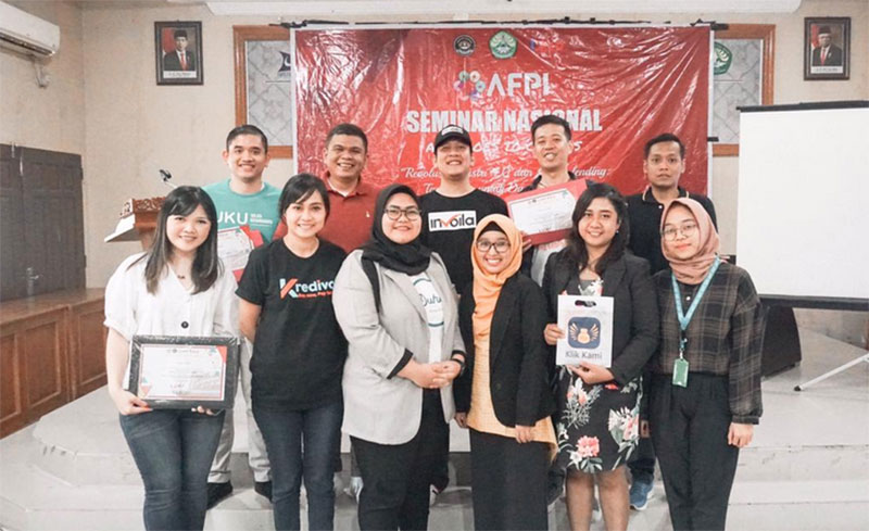 Cicil bersama AFPI Ajak Mahasiswa Mengenal Industri Teknologi Finansial