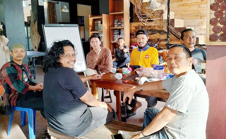 Furqon LW: Perlu Program yang Melibatkan Seniman Riau saat Pandemi Corona