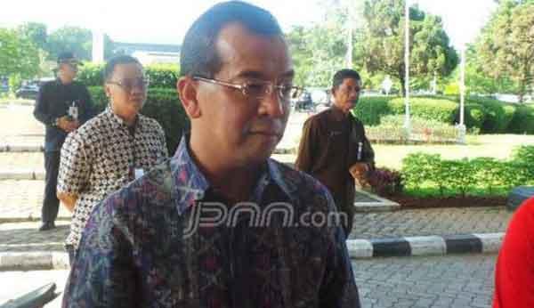 Mantan Dirut Garuda Indonesia Irit Bicara usai Empat Jam Diperiksa KPK