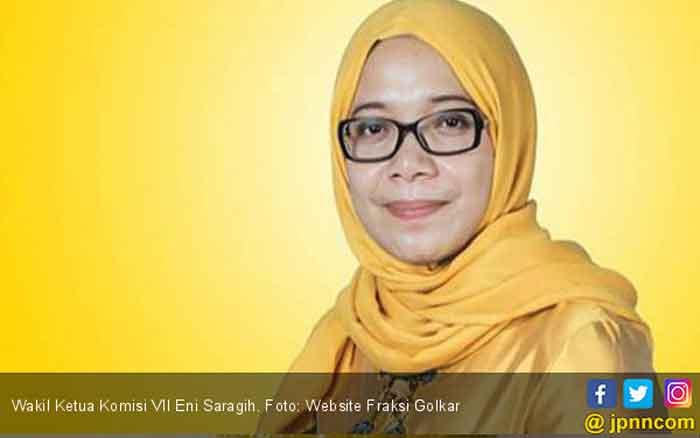 Soal Proyek PLTU Riau-1, Eni Saragih Tulis Surat Klarifikasi, Isinya...