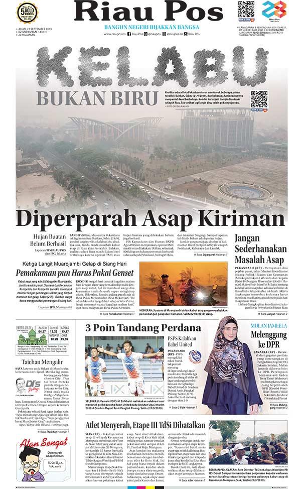 Edisi 22 Sep 2019
