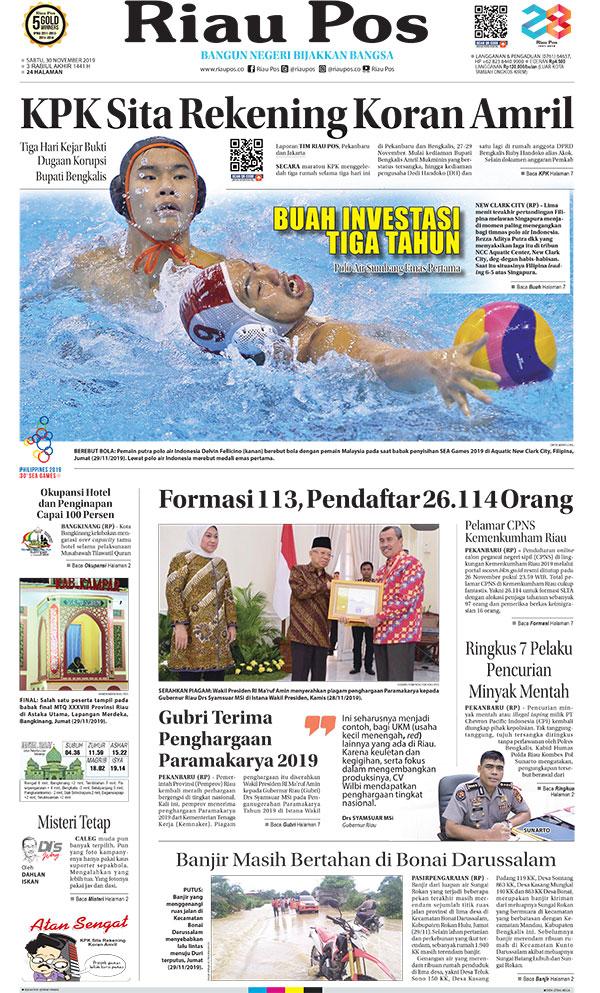 Edisi 30 Nov 2019
