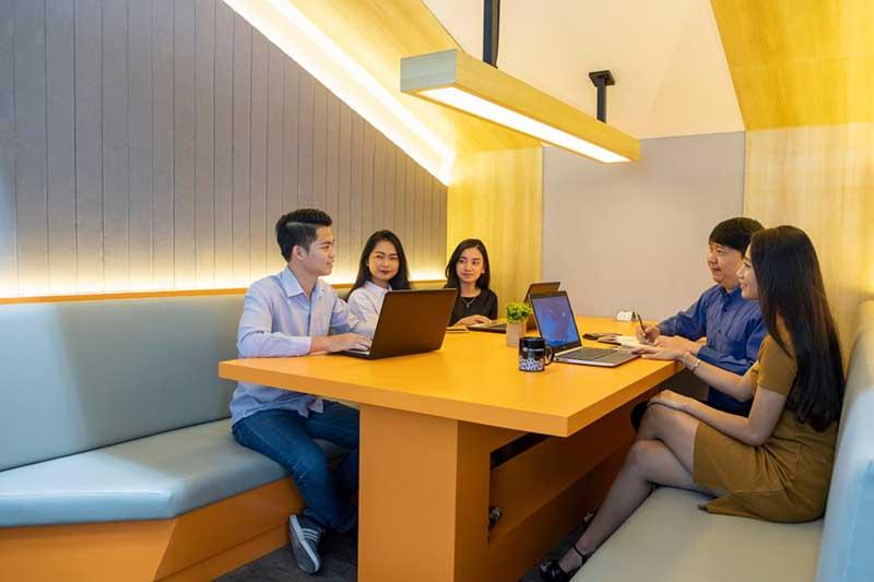 Tren Kerja Anak Muda Jakarta, Betah Berlama-lama di Coworking Space