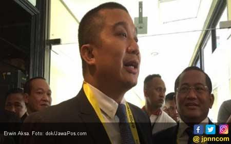 Prabowo - Sandi Bersyukur Dapat Dukungan dari Erwin Aksa