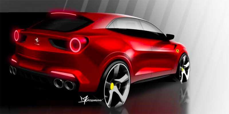 Purosangue, SUV Pertama Ferrari