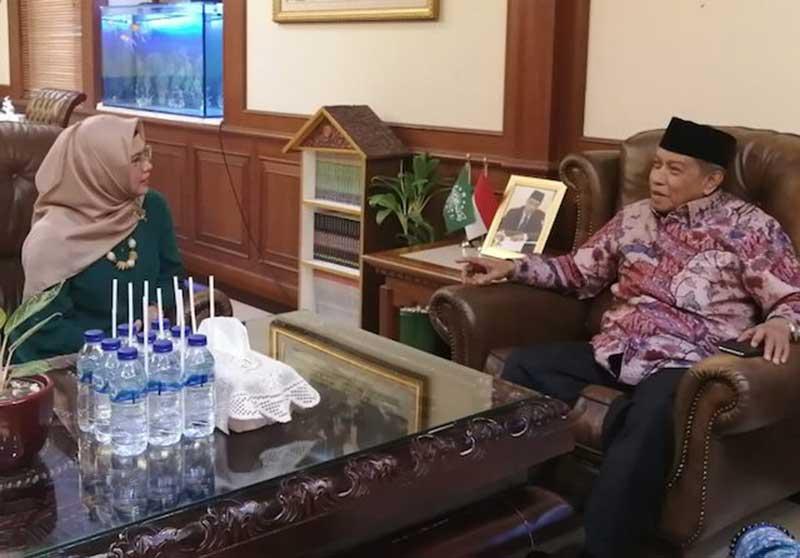 Putri Wapres Maju Calon Wali Kota