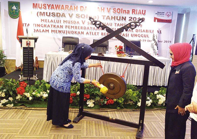 Pengda SOIna Riau Pilih Ketua Baru