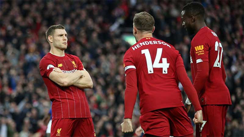 Liverpool Kontrak James Milner Sampai 2022