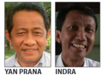 Calon Komut BRK, Tinggal Yan Prana dan Indra
