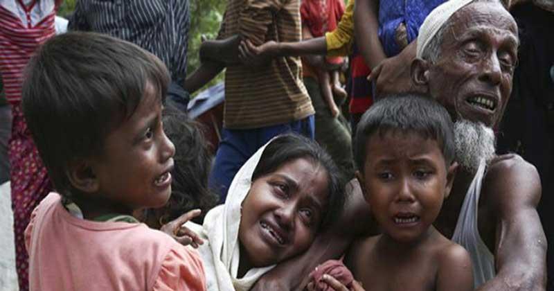 Myanmar Disidang dalam Kasus Genosida