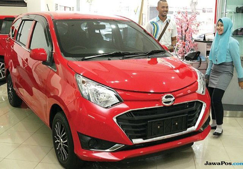 Daihatsu Sigra Masih Jadi Mobil Paling Laris