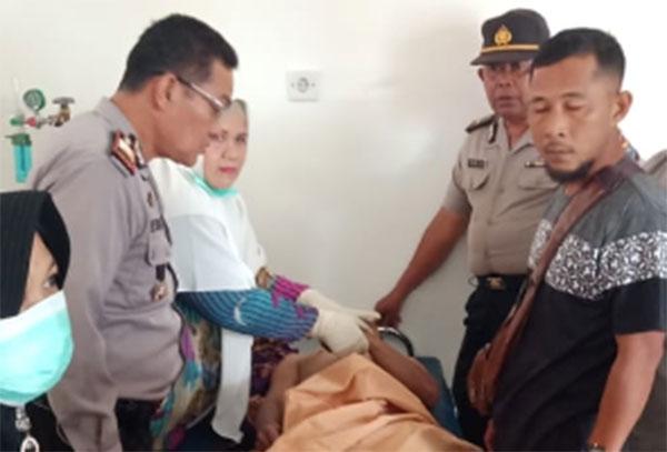 Warga Siak Ditemukan Tewas Gantung Diri di Kebun Sawit