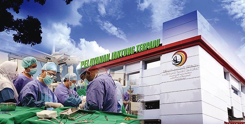 RSUD Arifin Achmad Menuju Pusat Pelayanan Jantung Regional yang Terintegrasi