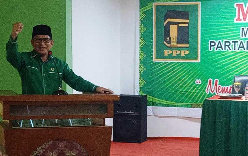PPP Akan Rekomendasikan Usung Rusli Effendi untuk Pilbup Rohil 2020