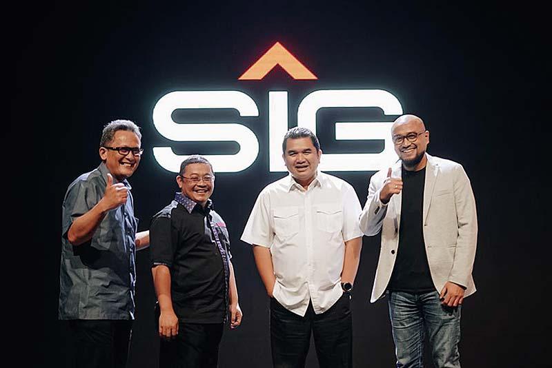 Ganti Logo Baru, Semen Indonesia Fokus Berinovasi