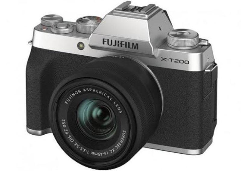 Fujifilm X-T200 Terjangkau untuk Konten Medsos