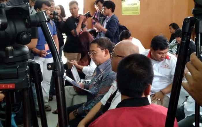 Datang ke Sidang Ahmad Dhani, Fadli Zon: Ini Pertaruhan Demokrasi