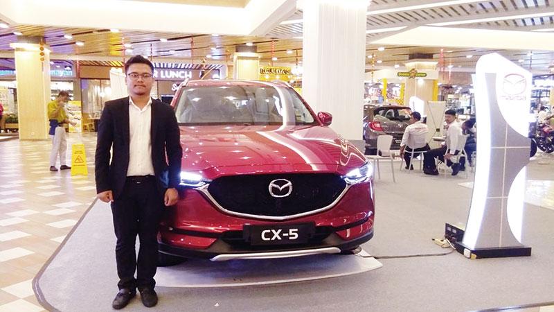 Mazda CX-5 2019 Lebih Nyaman dan Aman