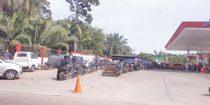 Kapolres Janji Tindak Tegas Penimbunan BBM