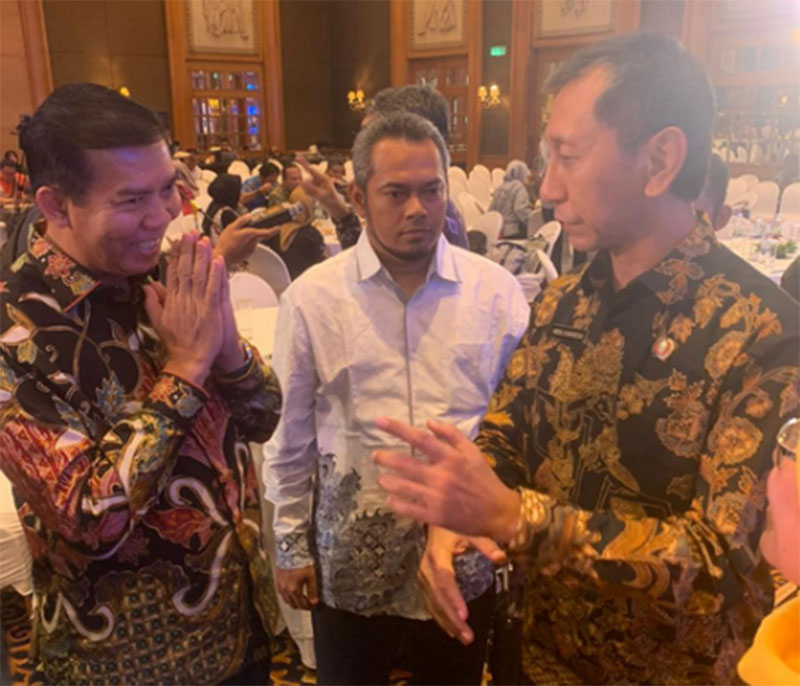 RTRW Tak Tuntas Hambat Investasi dan Bantuan Pusat