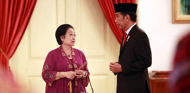 Megawati Minta Jokowi Ganti KH Ma'ruf