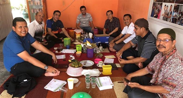 IKKS Pekanbaru Adakan Halal bi Halal
