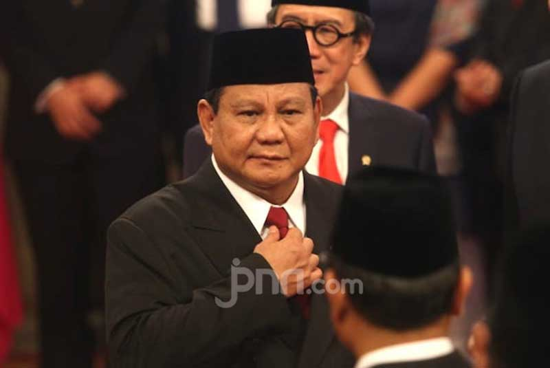 Prabowo Belum Pastikan Penuhi Permintaan Luhut Panjaitan