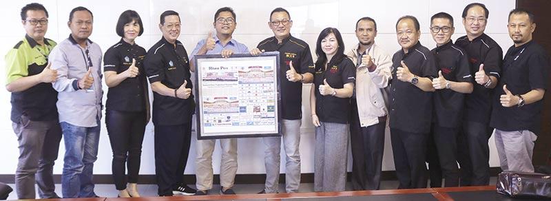 PSMTI Riau Bantu UKM Pasarkan Produk
