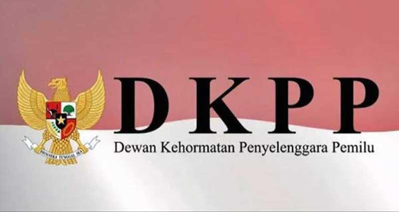 DKPP Berhentikan Delapan Penyelenggara Pemilu