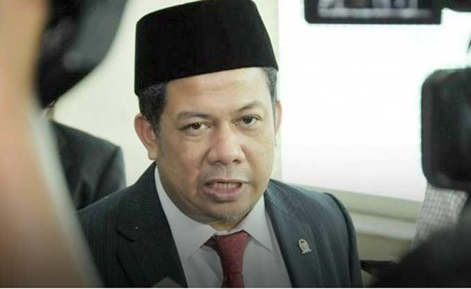 Fahri Hamzah Dorong Posko Nasional Korban Gempa Lombok