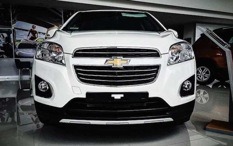Chevrolet Cuci Gudang dan Diskon Besar-besaran