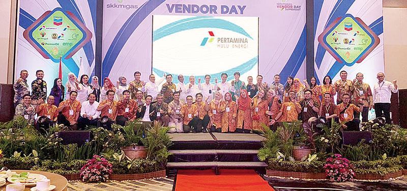 Vendor Day Sumbagut 2019 untuk Optimalisasi Produksi Migas
