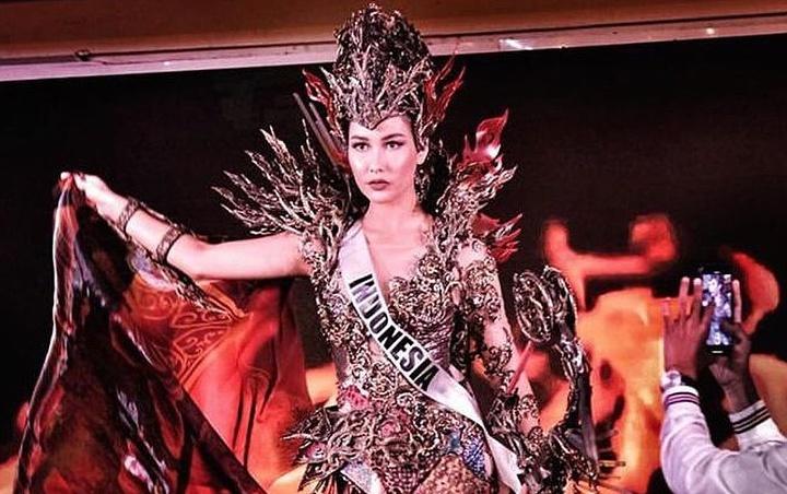 Frederika Bawa Indonesia Masuk 10 Besar Miss Universe 2019