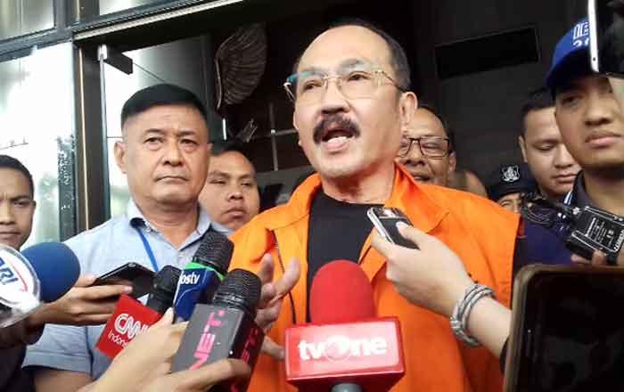 Fredrich Divonis 7 Tahun Penjara karena Rekayasa Perawatan Novanto