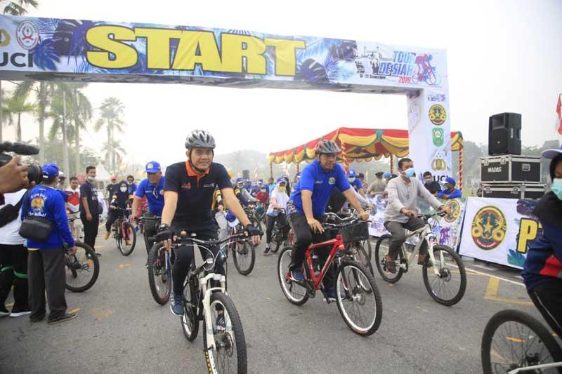 Fun Bike Awali Pelaksanaan TdSi 2019