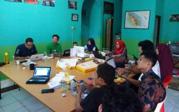 JMGR Taja Pelatihan Jurnalistik