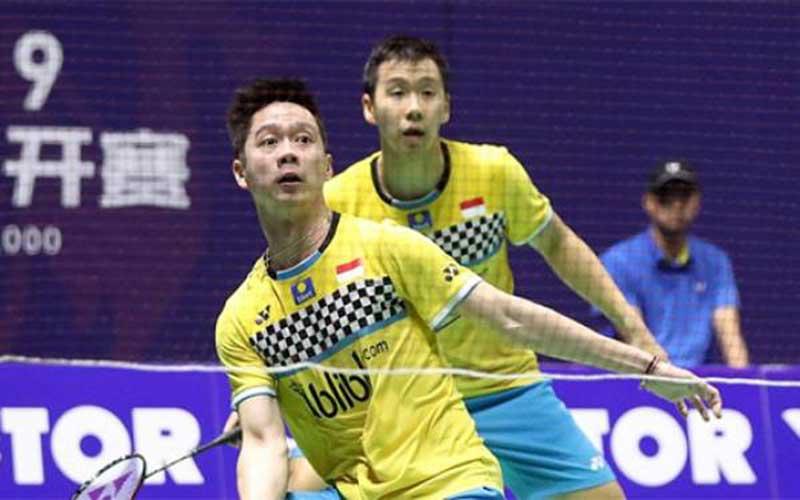 Minions Kalahkan Daddies di Final China Open 2019