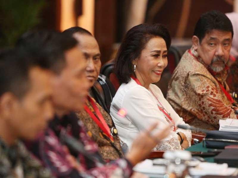 Ini 10 Nama Capim KPK yang Berada di Tangan Jokowi