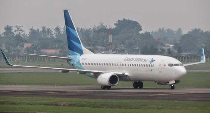 Komitmen Perbaiki Kinerja, Pilot dan Karyawan Garuda Batal Mogok