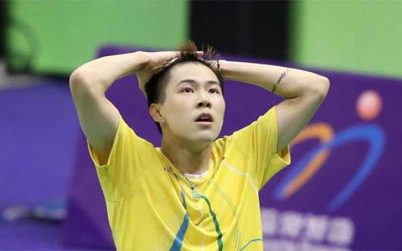 Lee Cheuk Yiu Kalahkan Ginting di Final