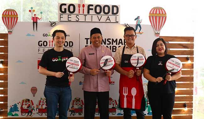 Majukan UMKM Melalui Go-food Festival