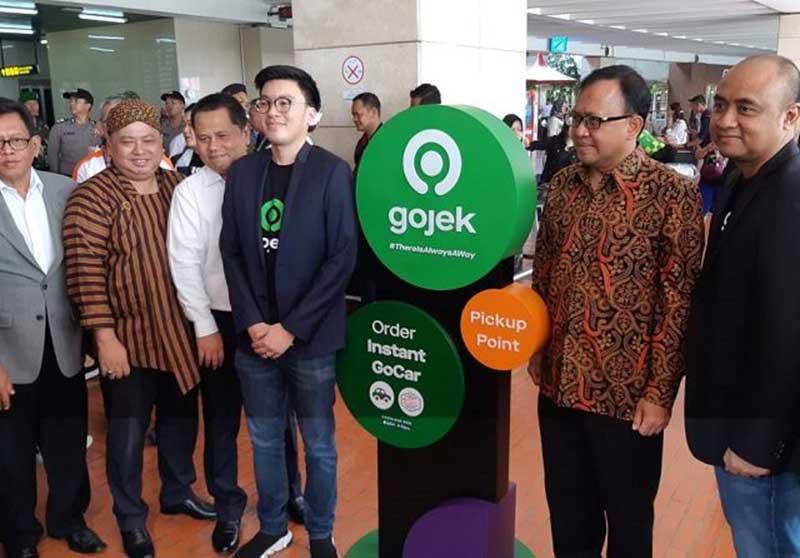 Pesan Grab atau Gojek di Soekarno-Hatta? Di Sini Titik Jemputnya