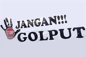 Golput, Insentif PNS Terancam Dipotong
