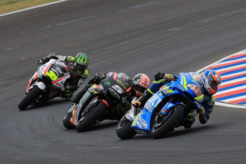 Salip Quartararo di Lap Terakhir, Marquez Menang di MotoGP San Marino