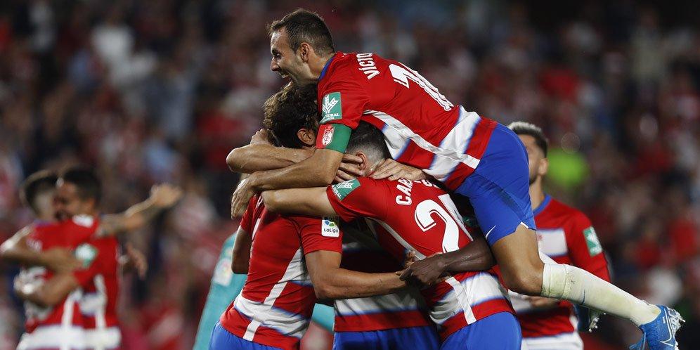 Granada, Tim Promosi Memimpin Klasemen La Liga