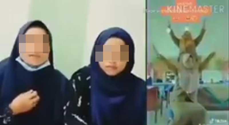 Video Viral, Oknum Guru Honorer SMA di Kampar Minta Maaf, Ada Apa?