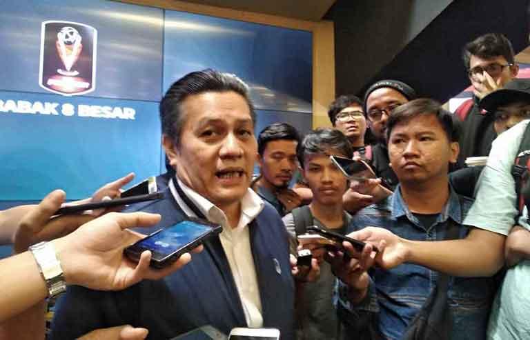 Gusti Randa Ditunjuk Plt Ketua, Anggota Exco Banyak Tak Tahu